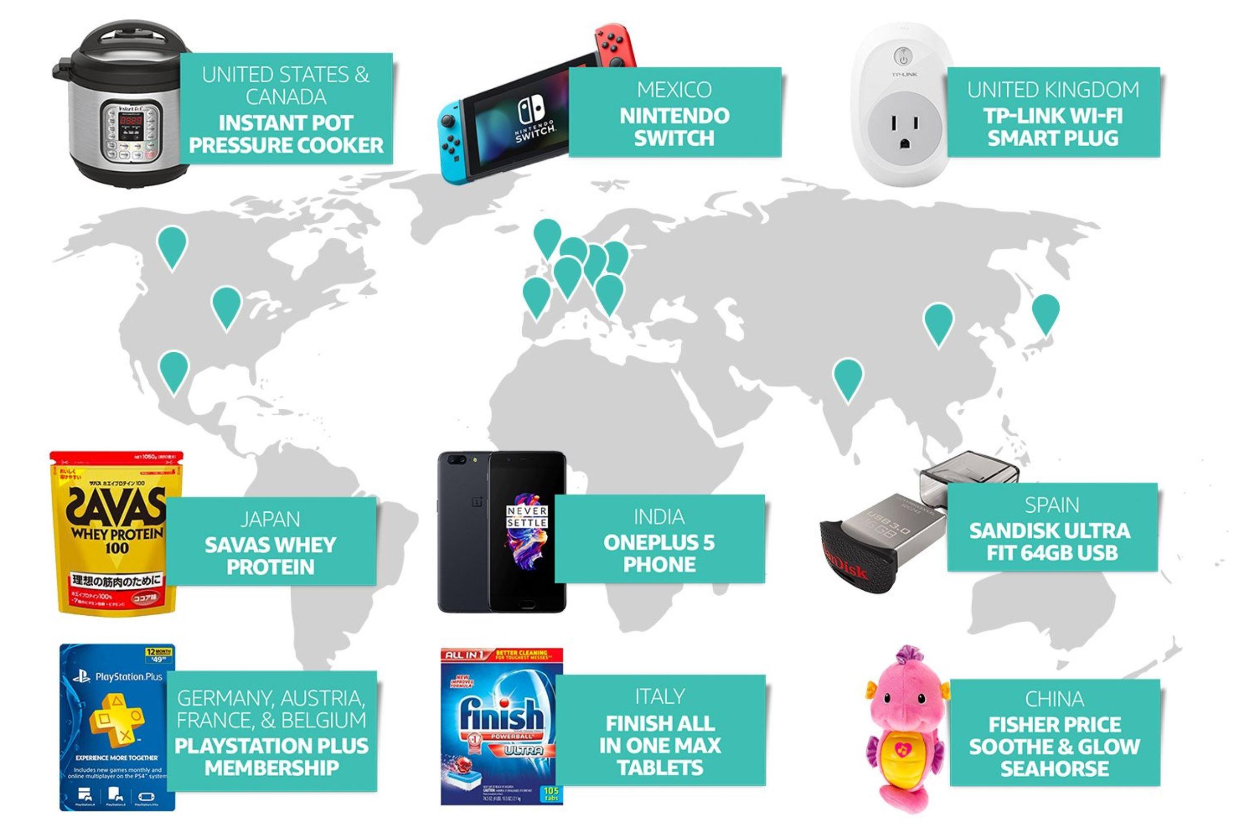 popular amazon items