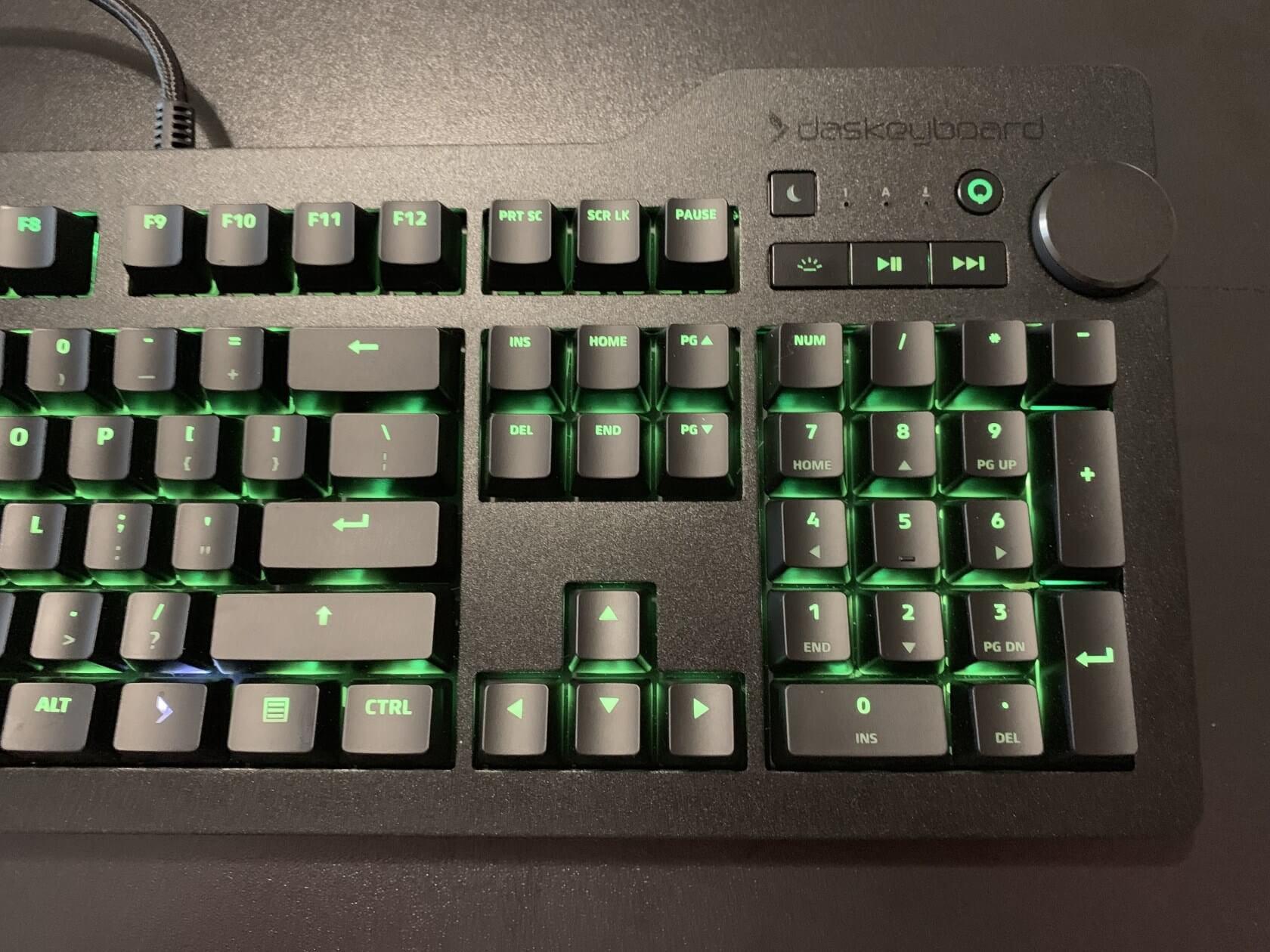 Das Keyboard 4Q Review - TechSpot