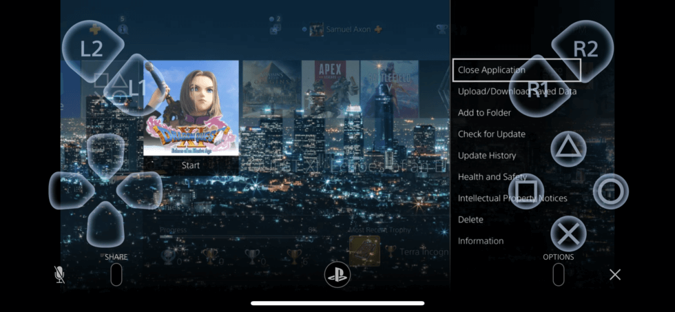 Sony S Ps4 Remote Play Arrives On Ios Lets You Play Ps4 Games On Your Iphone Or Ipad