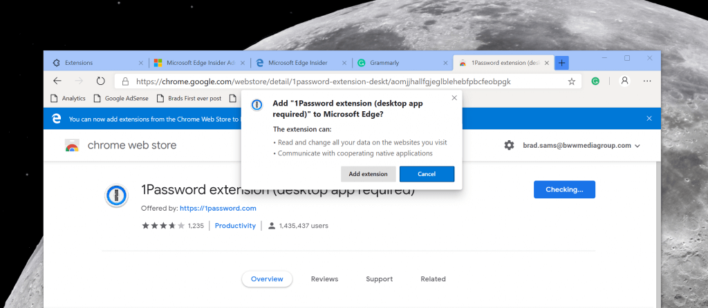 Microsoft's Chromium-based Edge browser leaks online, can be