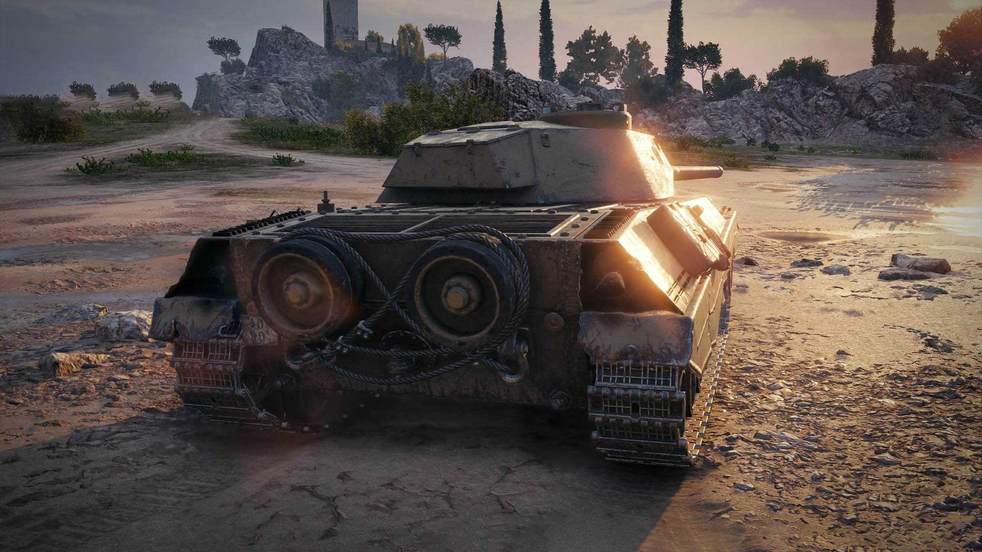 World Of Tanks Encore Rt Demo Allows Ray Tracing On Non Rtx