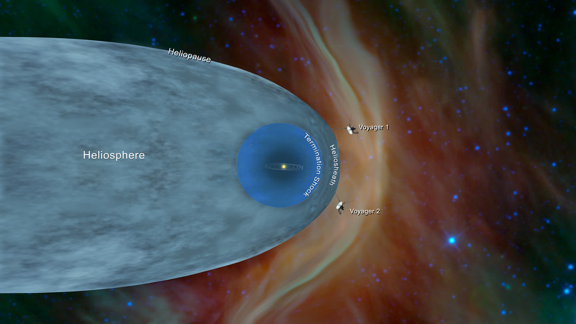 NASA pings distant Voyager 2 probe for the first time in seven months