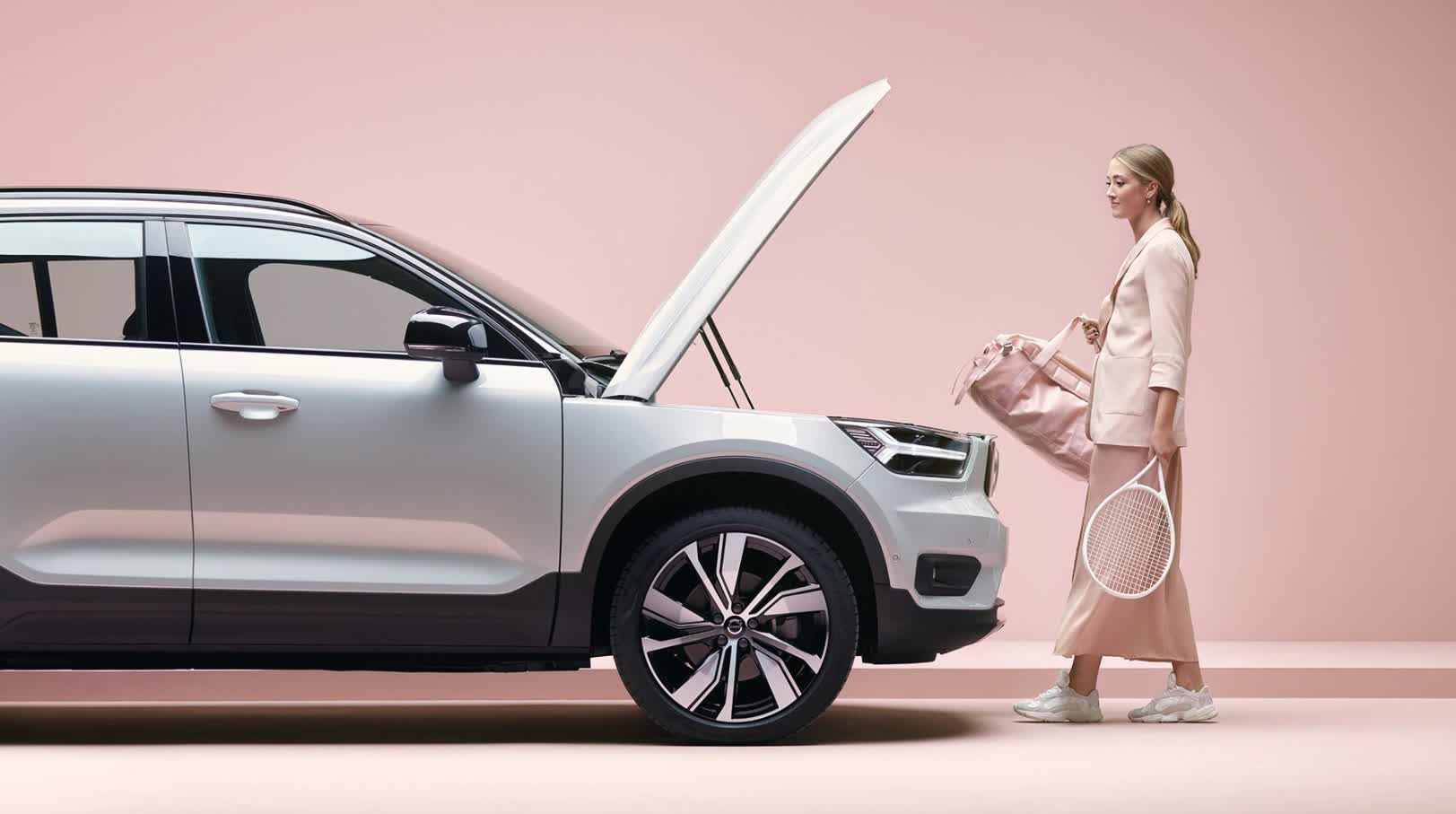 Volvo will only sell all-electric vehicles by 2030, is moving all EV sales to online-only model