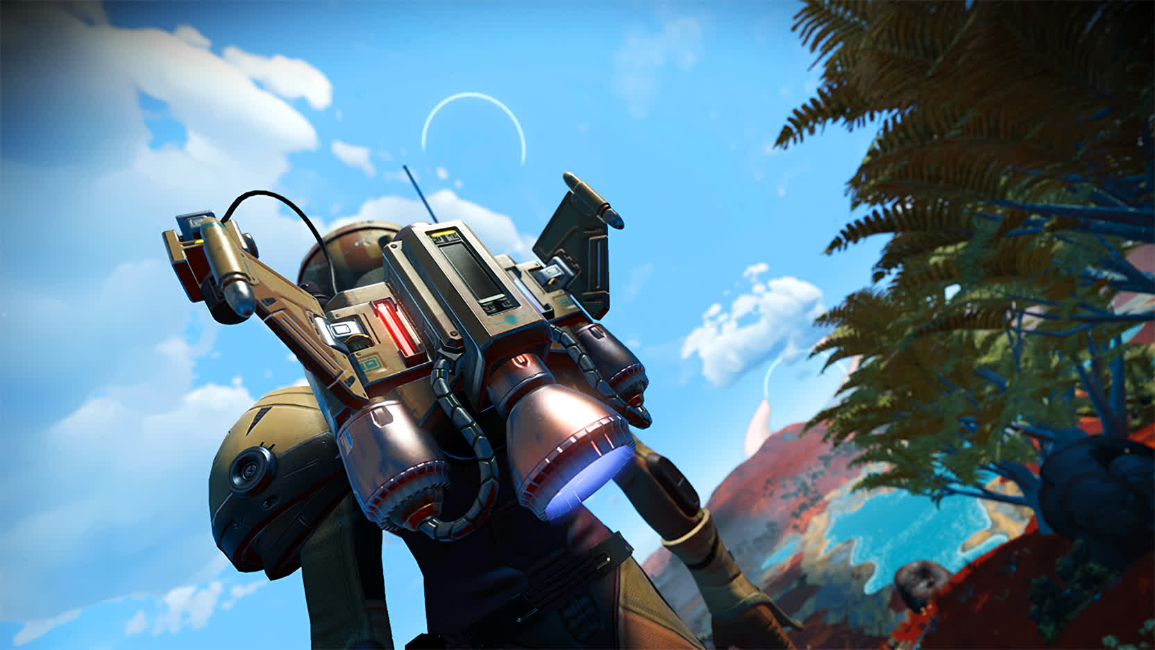 No Man's Sky Expeditions update adds multiplayer voyages to hub worlds