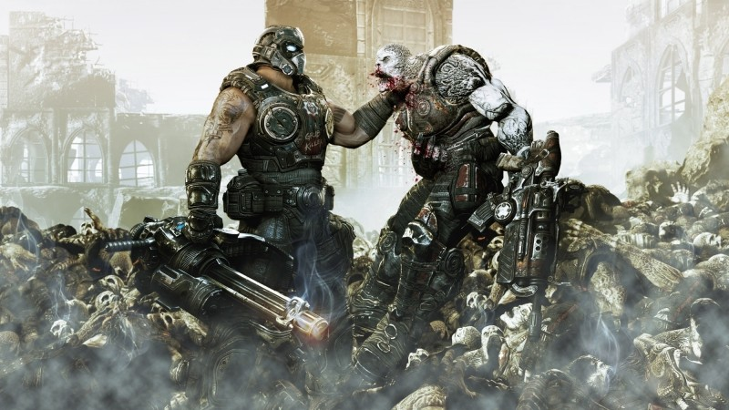 microsoft, gaming, epic games, gears of war