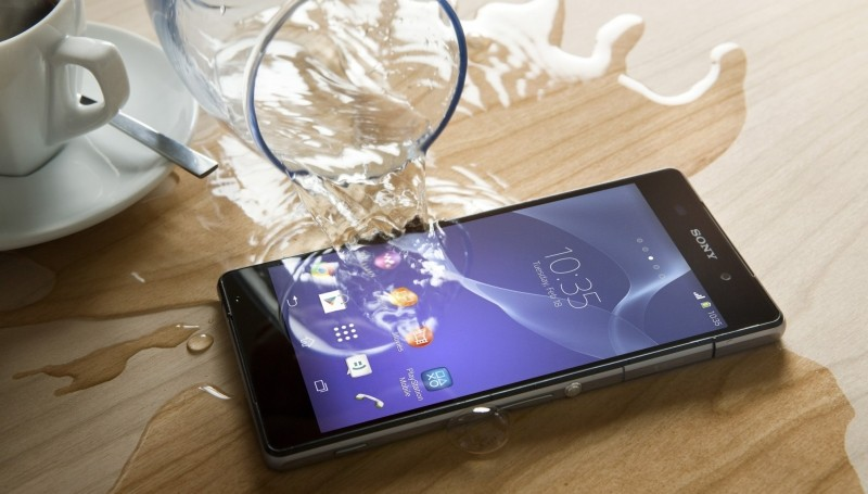 sony, android, smartphone, camera, mwc 2014, xperia z2