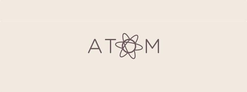 atom, github