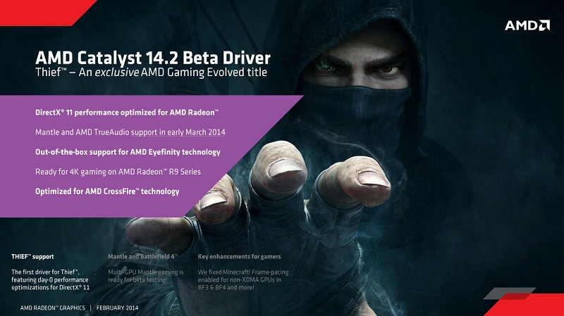 amd, catalyst, beta, driver, thief