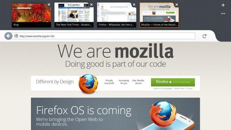 mozilla, firefox, microsoft, metro, windows 8