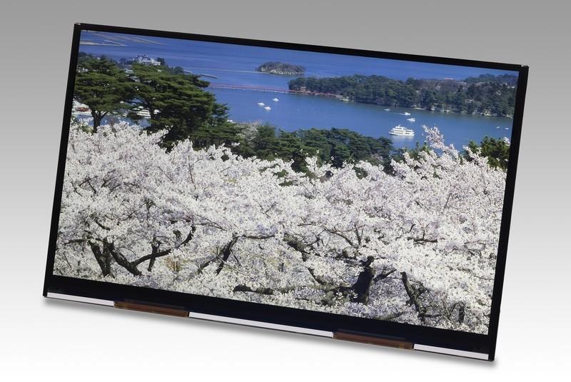 tablet, display, screen, japan display, ultra hd, 4k