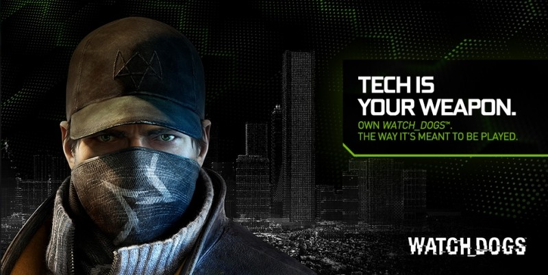 nvidia, geforce, gpu, graphics cards, watch dogs
