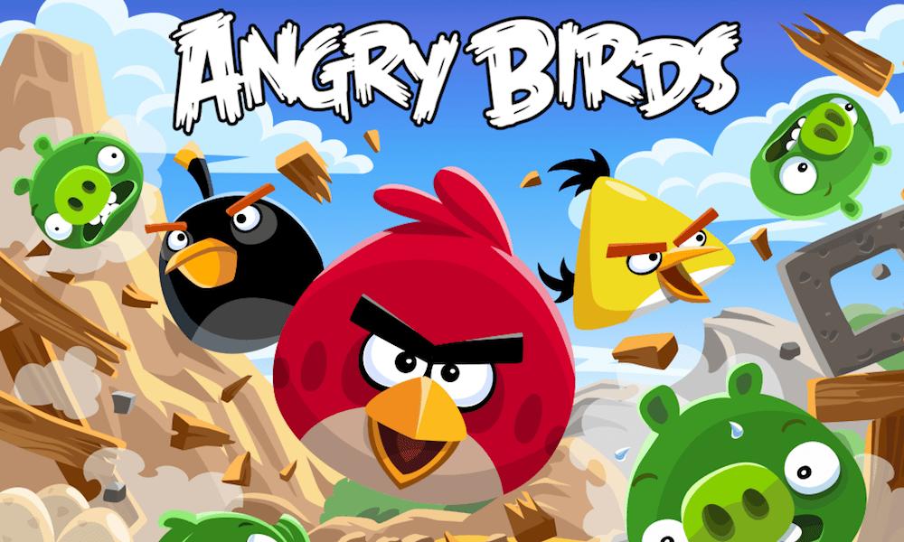 angry birds, rovio, profit