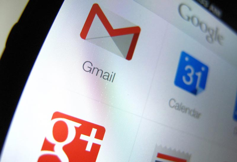 google, android, gmail, update