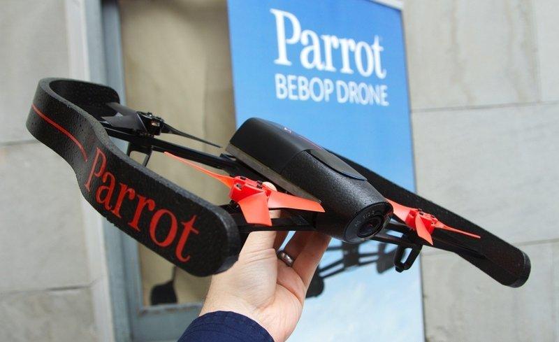 oculus rift, drone, parrot