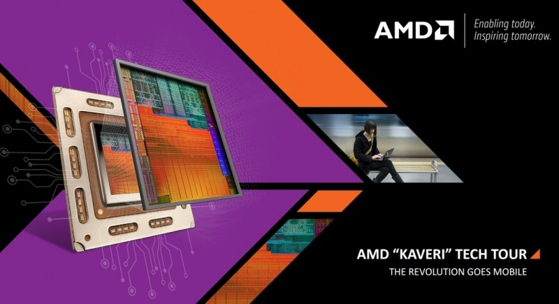 amd, mobile, cpu, computex, apu, kaveri, computex 2014