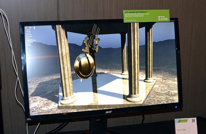 acer, nvidia, display, computex, monitor, 4k, g-sync, computex 2014