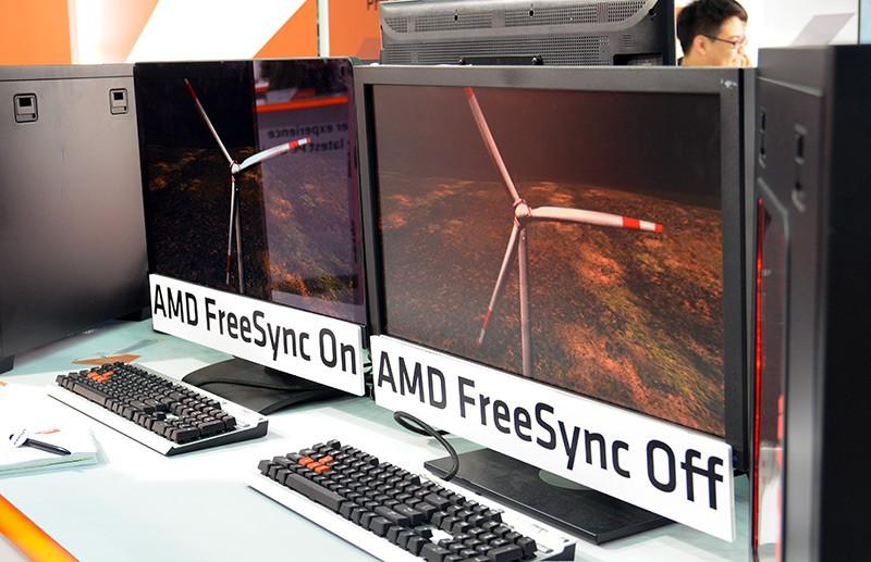 amd, samsung, monitor, ultra hd, freesync