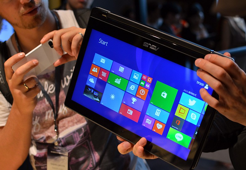 asus, transformer, laptop, display, computex, computex 2014, transformer book v