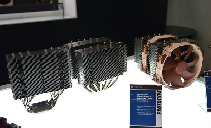 computex, cooling, heatsink, fans, noctua, computex 2014