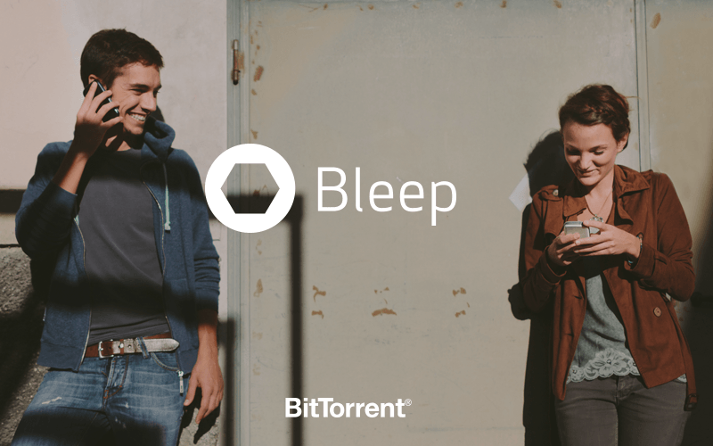 bittorrent, p2p, im, encryption, chat, bleep