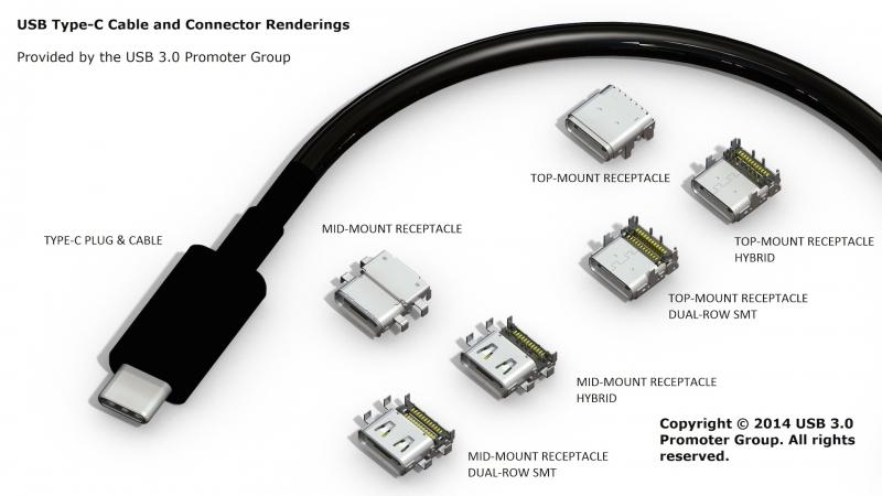 usb, connector
