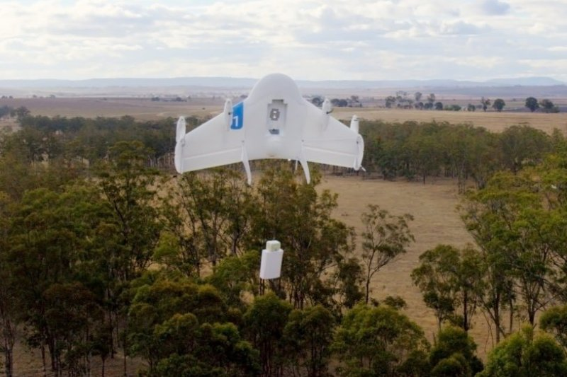 google, google x, drone, delivery