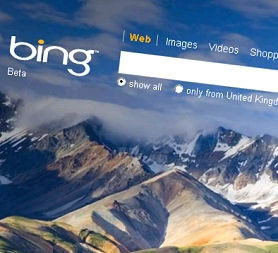 google, microsoft, facebook, bing