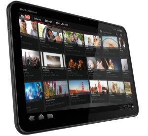 verizon, motorola, motorola xoom, xoom, lte, 4g wireless