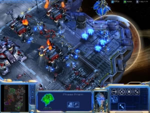 blizzard, starcraft, demo