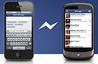 facebook, messaging, application, social networking, facebook messenger