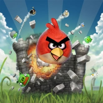 free, angry birds, smartphone, cell phone, battery life, app, mobile phone, power consumption