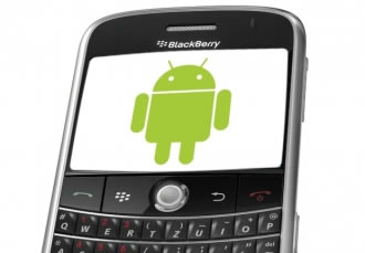 android, rim, rumor, blackberry, smartphone