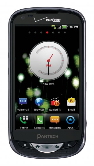 verizon, lte, smartphone, 4g