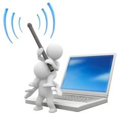 tech tip, wireless router