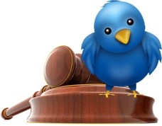 twitter, lawsuit, spam, legal, social networking