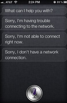 apple, outage, siri