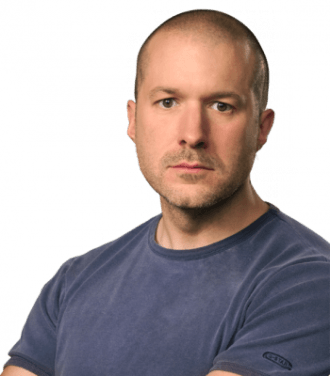 apple, jonathan ive, design, award