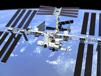nasa, international space station