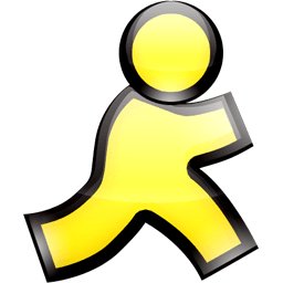 aol, aim, instant messaging