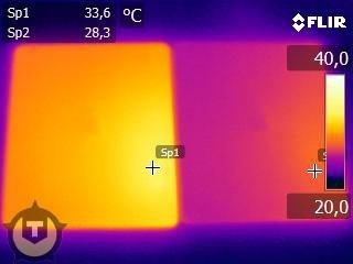apple, ipad, overheating, thermal imaging