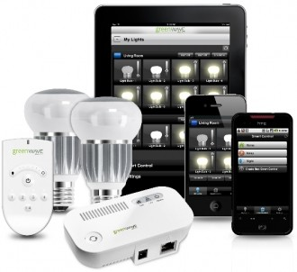 wi-fi, led, light bulb, led light bulb