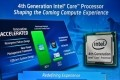 Intel Haswell CPU lineup leaked online, led by flagship Core i7-4770K