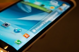 samsung, ces, smartphone, flexible display, ces 2013
