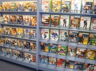 gamers, gamestop, gaming console, used games