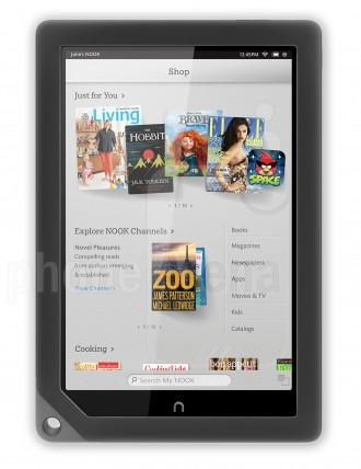 tablet, slate, ereader, nook, e-reader, nook simple touch, barnes and noble, nook hd, nook hd plus