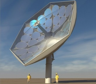 ibm, prototype, solar power