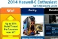 Intel Haswell-E enthusiast chip to carry eight cores and support DDR4