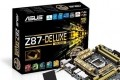 Asus launches Z87-Deluxe/Quad motherboard, first with Thunderbolt 2