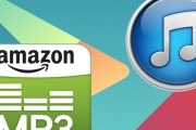 Amazon's music download site is cheaper than iTunes 78% of the time
