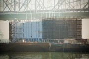 Google believed to be constructing a floating data center in San Francisco Bay